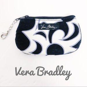 Vera Bradley Small Keychain Purse with ID Pocket